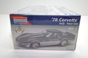 プラモデル レベル モノグラム 1-24 Revell Monogram 1978 シボレー コルベット インディ ペースカー Corvette Indy Pace Car ' (3)