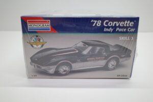 プラモデル レベル モノグラム 1-24 Revell Monogram 1978 シボレー コルベット インディ ペースカー Corvette Indy Pace Car ' (7)
