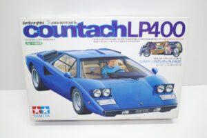 プラモデル 小鹿 タミヤ 1-24 ランボルギーニ カウンタック LP400 スポーツカー No. 05 (1)