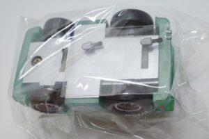 ミニカー チョロQ風 プルバック カー NEXCO東日本限定 高速人 カード Maziora AE86 ハチロク LEVIN レビン-車体 (5)