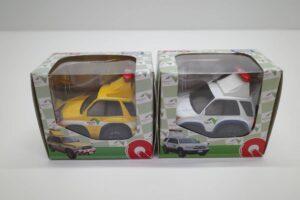 2点セット チョロQ 限定 NEXCO東日本 パトロールカー 2009年 ランドクルーザー ネクスコ-01