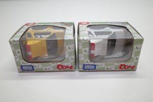 2点セット チョロQ 限定 NEXCO東日本 パトロールカー 2009年 ランドクルーザー ネクスコ-06