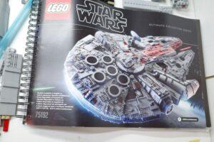 LEGO レゴ 75192 ミレニアム ファルコン STAR WARS スター・ ウォーズ Millennium Falcon-02