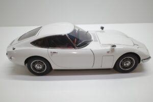 デアゴスティーニ トヨタ 2000GT 1-10 組立済み 完成品 全65号 セット外観 (11)