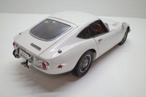 デアゴスティーニ トヨタ 2000GT 1-10 組立済み 完成品 全65号 セット外観 (13)