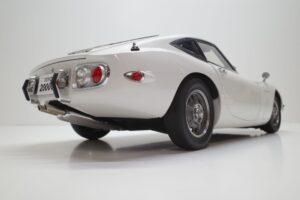 デアゴスティーニ トヨタ 2000GT 1-10 組立済み 完成品 全65号 セット外観 (14)
