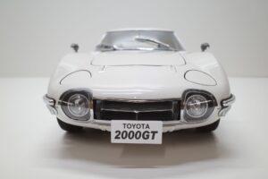 デアゴスティーニ トヨタ 2000GT 1-10 組立済み 完成品 全65号 セット外観 (3)