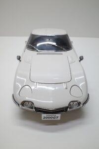 デアゴスティーニ トヨタ 2000GT 1-10 組立済み 完成品 全65号 セット外観 (4)