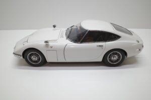 デアゴスティーニ トヨタ 2000GT 1-10 組立済み 完成品 全65号 セット外観 (5)