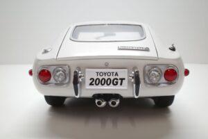 デアゴスティーニ トヨタ 2000GT 1-10 組立済み 完成品 全65号 セット外観 (7)