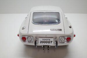デアゴスティーニ トヨタ 2000GT 1-10 組立済み 完成品 全65号 セット外観 (8)
