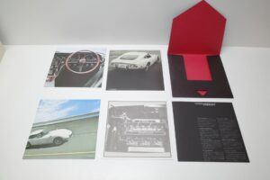 デアゴスティーニ トヨタ 2000GT 1-10 組立済み 完成品 全65号 セット の付属品 (4)