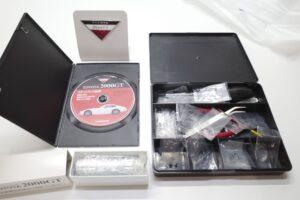 デアゴスティーニ トヨタ 2000GT 1-10 組立済み 完成品 全65号 セット の付属品 (6)