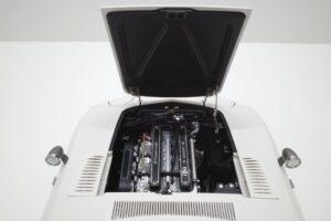 デアゴスティーニ トヨタ 2000GT 1-10 組立済み 完成品 全65号 セット の模型の拡大撮影 (15)