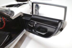 デアゴスティーニ トヨタ 2000GT 1-10 組立済み 完成品 全65号 セット の模型の拡大撮影 (37)