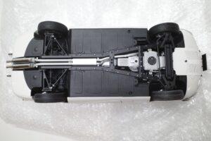 デアゴスティーニ トヨタ 2000GT 1-10 組立済み 完成品 全65号 セット の模型の拡大撮影 (45)