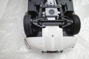 デアゴスティーニ トヨタ 2000GT 1-10 組立済み 完成品 全65号 セット の模型の拡大撮影 (48)