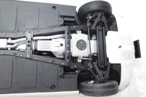 デアゴスティーニ トヨタ 2000GT 1-10 組立済み 完成品 全65号 セット の模型の拡大撮影 (49)