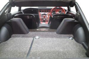 デアゴスティーニ トヨタ 2000GT 1-10 組立済み 完成品 全65号 セット の模型の拡大撮影 (9)