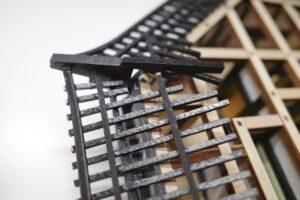 デアゴスティーニ 1-90 安土城をつくる 創刊号~110号完結セット+組立途中パーツ類 (1)