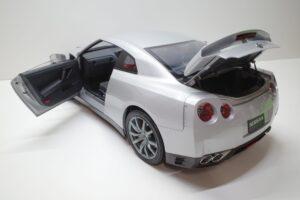 買取事例- イーグルモス GT-R 、冊子、ケース、完成品セット (8)