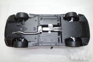 買取事例- イーグルモス GT-R 、冊子、ケース、模型 完成品セットのシャーシ裏面 (1)