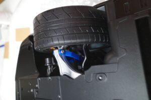 買取事例- イーグルモス GT-R 、冊子、ケース、模型 完成品セットのシャーシ裏面 (2)