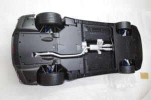 買取事例- イーグルモス GT-R 、冊子、ケース、模型 完成品セットのシャーシ裏面 (6)
