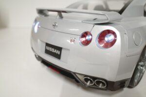買取事例- イーグルモス GT-R 、冊子、ケース、模型 完成品セットのライト類、内装のイルミネーション風景 (3)