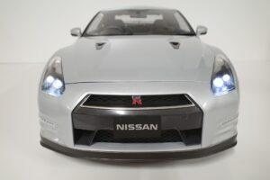 買取事例- イーグルモス GT-R 、冊子、ケース、模型 完成品セットのライト類、内装のイルミネーション風景 (5)