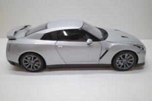 買取事例- イーグルモス GT-R 、冊子、ケース、模型 完成品セットの外観風景 (11)