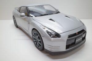 買取事例- イーグルモス GT-R 、冊子、ケース、模型 完成品セットの外観風景 (12)