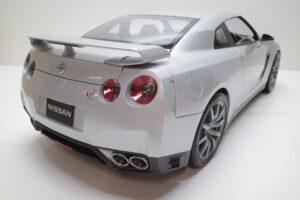 買取事例- イーグルモス GT-R 、冊子、ケース、模型 完成品セットの外観風景 (2)