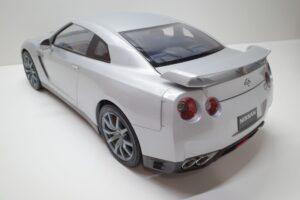 買取事例- イーグルモス GT-R 、冊子、ケース、模型 完成品セットの外観風景 (9)