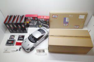 イーグルモス 週刊 日産 R35 GT-R 1/8 完成品 創刊号 1~100号セット 組立済み
