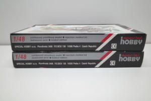 スペシャルホビー 1-48 Sopwish Schneider+ Loyd C.V SH 48012 48013 SpecialHobbyの外箱 (5)