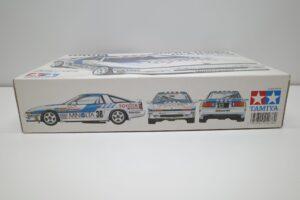 タミヤ 1-24 トヨタ スープラ ターボ ミノルタ グループAレーシング MINIOLTA Gr.A Group Aの外箱 (3)