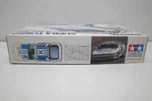 タミヤ 1-24 トヨタ スープラ ターボ ミノルタ グループAレーシング MINIOLTA Gr.A Group Aの外箱 (4)