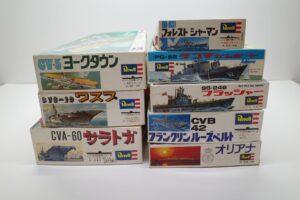プラモデル レベル Revell 1-130、1-180、1-320、1-480、1-540スケール等、船 戦艦 空母 駆逐艦豪華客船 他