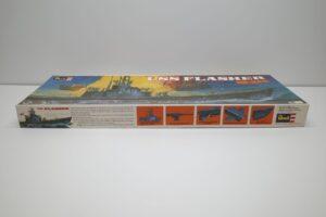 プラモデル 船-Revell 1-180 レベル 米国潜水艦 USS 249 フラッシャーの外箱 (2)