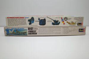 プラモデル 船-Revell 1-320 1-130 レベル DD-931 U.S. の (3)
