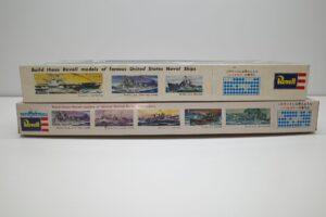 プラモデル 船-Revell 1-320 1-130 レベル DD-931 U.S. の (4)