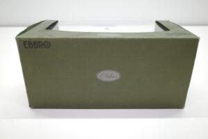 ミニカー エブロ 1-43 トヨタ MR2 (AW11) 444025 MR-2 ダークグリーン 1984 深緑 toyota (2)