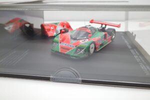 ミニカー 937 hpi・ racing 1-43 マツダ Mazda 787B LM 24h 1991 Winner (9)