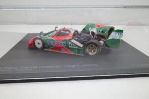 ミニカー hpi・ racing 8039 1-43 マツダ MAZDA 787B #202 1991 JSPC D. KennedyT. yorino (5)