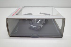 ミニカー hpi・ racing 988 1-43 マツダ MAZDA 787B プレーン PlainColor 黒 Black PRECISION CAST MO (13)