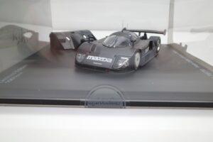 ミニカー hpi・ racing 988 1-43 マツダ MAZDA 787B プレーン PlainColor 黒 Black PRECISION CAST MO (14)