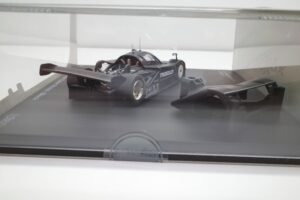 ミニカー hpi・ racing 988 1-43 マツダ MAZDA 787B プレーン PlainColor 黒 Black PRECISION CAST MO (16)