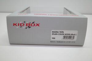 ミニカー hpi・ racing 988 1-43 マツダ MAZDA 787B プレーン PlainColor 黒 Black PRECISION CAST MO (18)