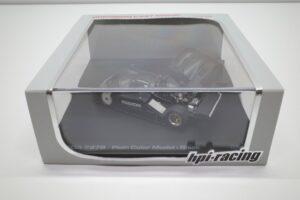 ミニカー hpi・ racing 988 1-43 マツダ MAZDA 787B プレーン PlainColor 黒 Black PRECISION CAST MODEL (1)